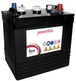 Acumulator Tractiune Powerbloc FPT 6V 255 Ah Enersys 6 FPT 255-big