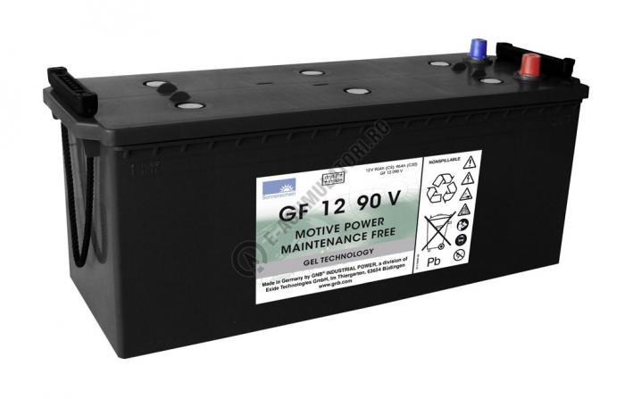 Acumulator TRACTIUNE Sonnenschein dryfit bloc GF1290V 12V 98 AH-big