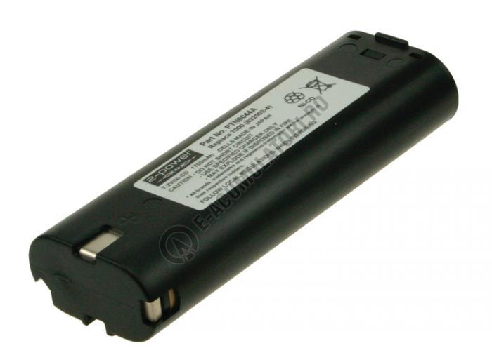 Acumulator unelte electrice 2-POWER 7.2 V 1700 mAh cod Makita PTN0044A-big