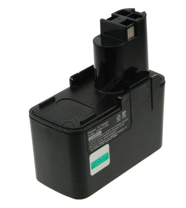 Acumulator unelte electrice 2-POWER 12 V 3000 mAh cod PTH0033A-big