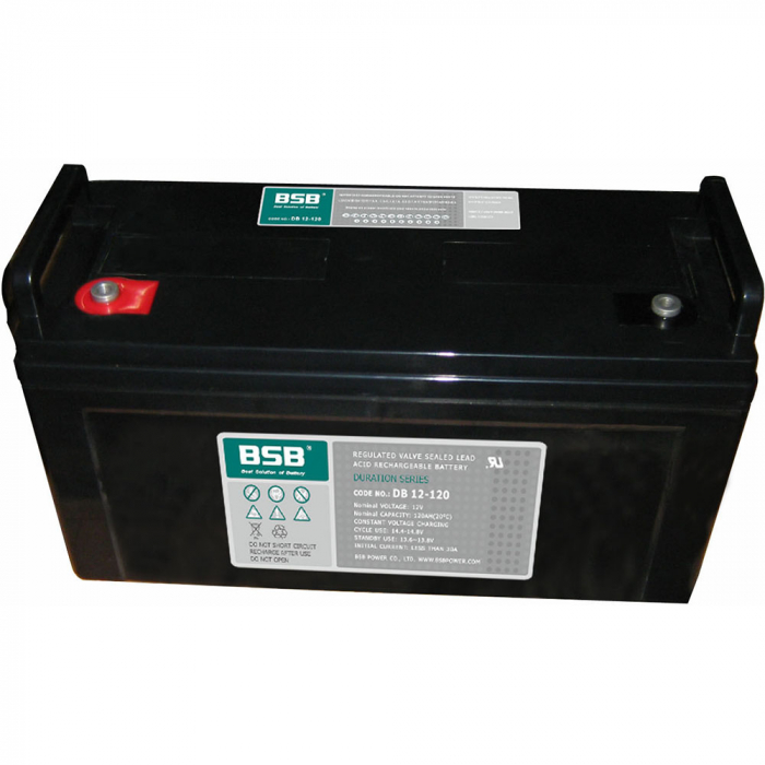 Acumulator VRLA BSB 12 V 120 Ah COD DB12-120-big