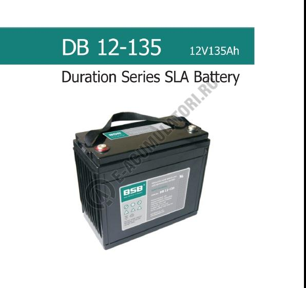 Acumulator VRLA BSB 12 V 135 Ah COD DB12-135-big