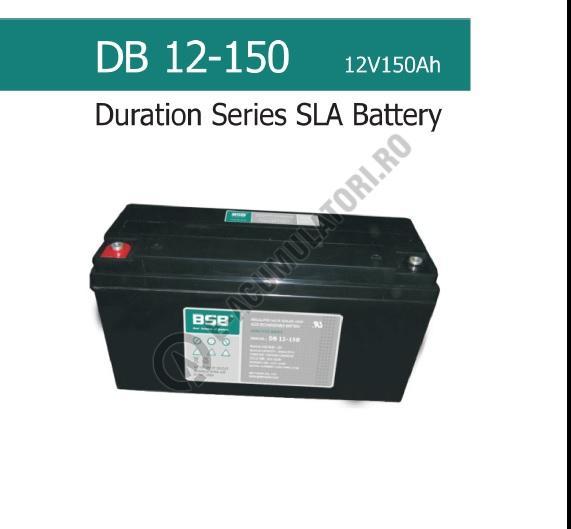 Acumulator VRLA BSB 12 V 150 Ah COD DB12-150-big