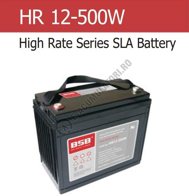 Acumulator VRLA BSB 12 V 155 Ah COD HR12-500W-big