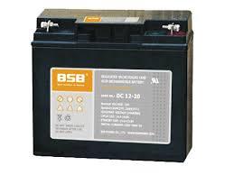 Acumulator VRLA BSB 12 V 20 Ah cod DC12-20-big