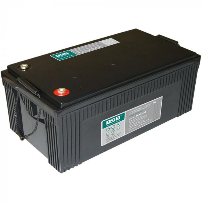 Acumulator VRLA BSB 12 V 200 Ah COD DB12-200-big