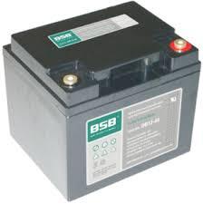 Acumulator VRLA BSB 12 V 40 Ah COD DB12-40-big