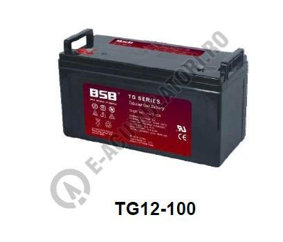 Acumulator VRLA cu GEL BSB 12 V 100 Ah cod TG12-100-big