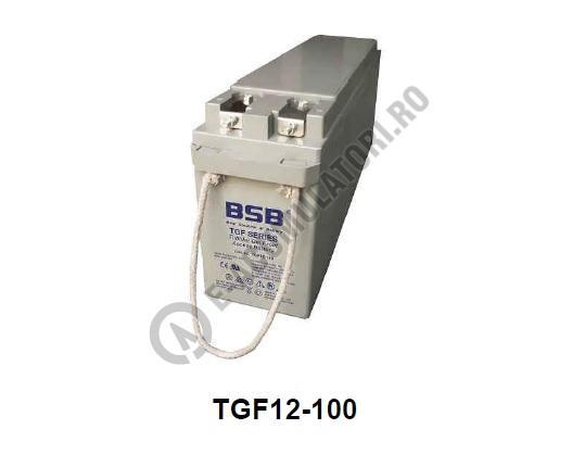 Acumulator VRLA cu GEL BSB 12 V 100 Ah cod TGF12-100-big