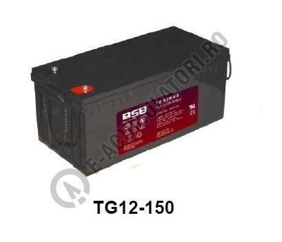 Acumulator VRLA cu GEL BSB 12 V 150 Ah cod TG12-150-big