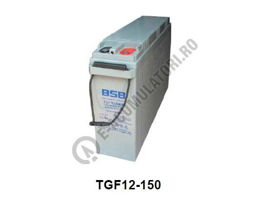 Acumulator VRLA cu GEL BSB 12 V 150 Ah cod TGF12-150-big