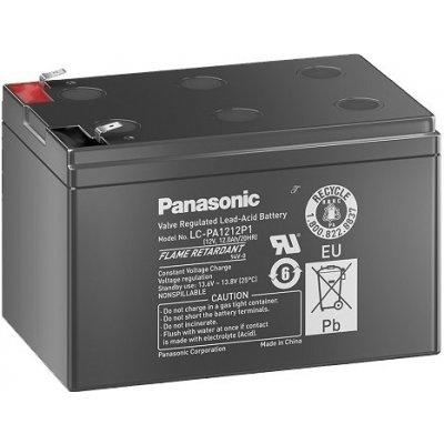 Acumulator VRLA Panasonic 12V 12 Ah cod LC-PA1212P1 (F250)-big
