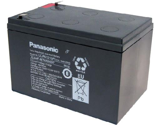 Acumulator VRLA Panasonic 12V 16 Ah cod LC-PA1216P1 (F250)-big