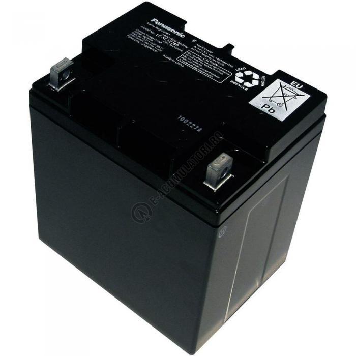 Acumulator VRLA Panasonic 12V 28Ah cod LC-XC1228P-big