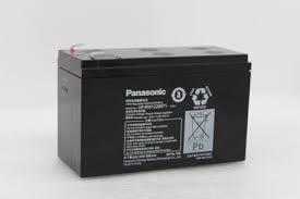Acumulator VRLA Panasonic 12V 28W cod UP-VW1228P1-big