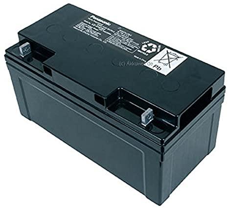 Acumulator VRLA Panasonic 12V 75 Ah cod LC-P1275P (M6 bolt)-big