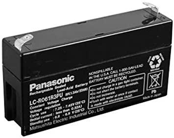 Acumulator VRLA Panasonic 6V 1.3Ah cod LC-R061R3P-big