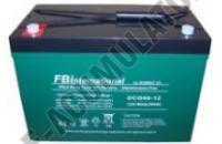 Acumulator VRLA FB International GEL 12V 200 Ah DCG200-12-big