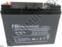 Acumulator VRLA FB International GEL 12V 35 Ah DCG35-12-big