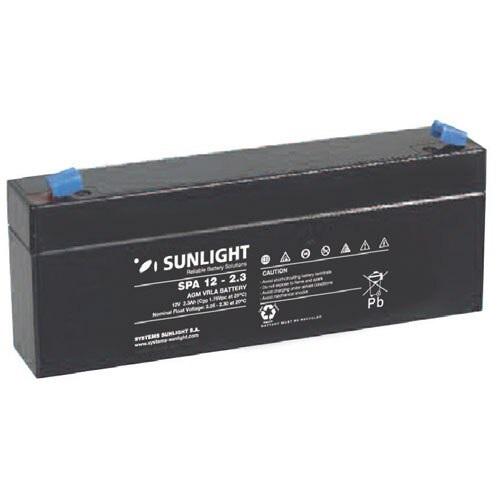 Acumulator VRLA SUNLIGHT 12V 2.3 Ah cod SPA 12-2.3-big