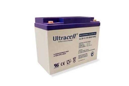Acumulator VRLA ULTRACELL 12 V 50 Ah cod UL50-12-big