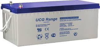 Acumulator VRLA Ultracell 12V, 275Ah UCG275-12-big
