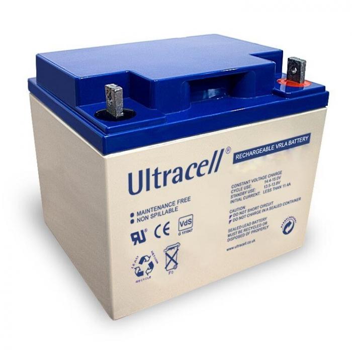 Acumulator VRLA Ultracell 12V 55 Ah UL55-12-big