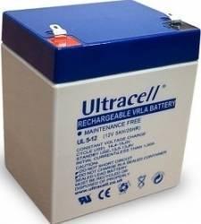 Acumulator VRLA Ultracell 12V, 5Ah UL5-12-big