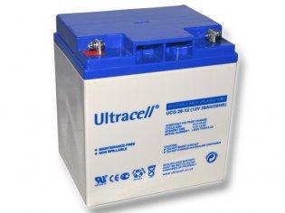 Acumulator VRLA Ultracell cu GEL 12V, 28Ah UCG28-12-big