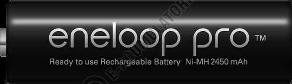 Acumulatori Panasonic Eneloop Pro AA 2500mAh 500 cicluri, bl 4 buc BK-3HCDE/4BE-big