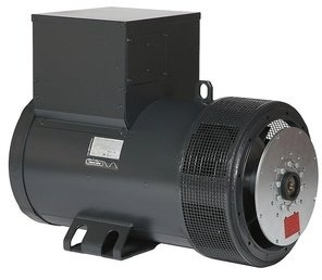Generator curent electric (grup electrogen) DeWerk Rezidential ESE 125 DWR 125kVA diesel trifazat carcasa inclusa-big