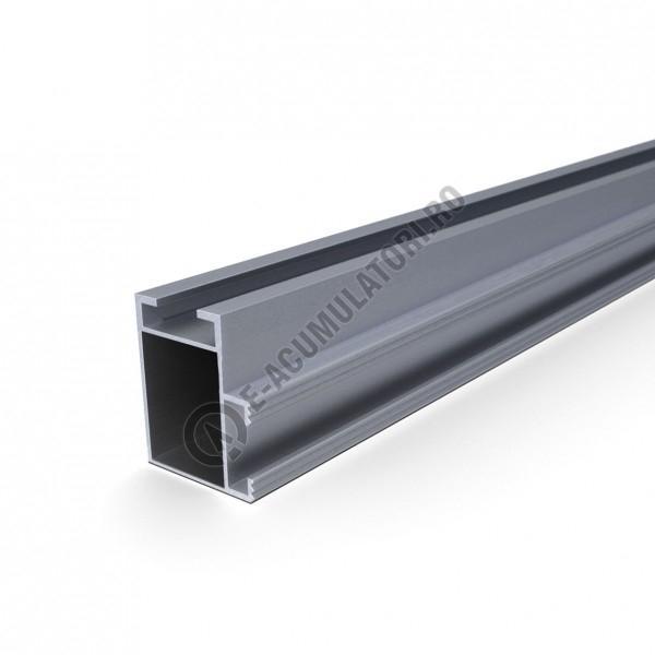Bara Renusol VS+ Mounting rail 50 x 37 x 4200 mm 400505-big