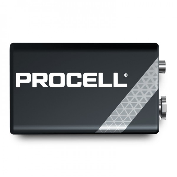 Baterie alcalina Duracell Procell MN1604 9V bulk-big