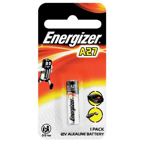 Baterie alcalina Energizer A27, blister 1 buc-big