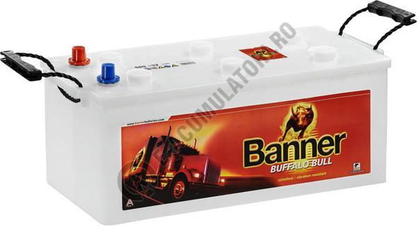 Baterie Auto Banner Buffalo Bull SHD 225 Ah cod 72511-big