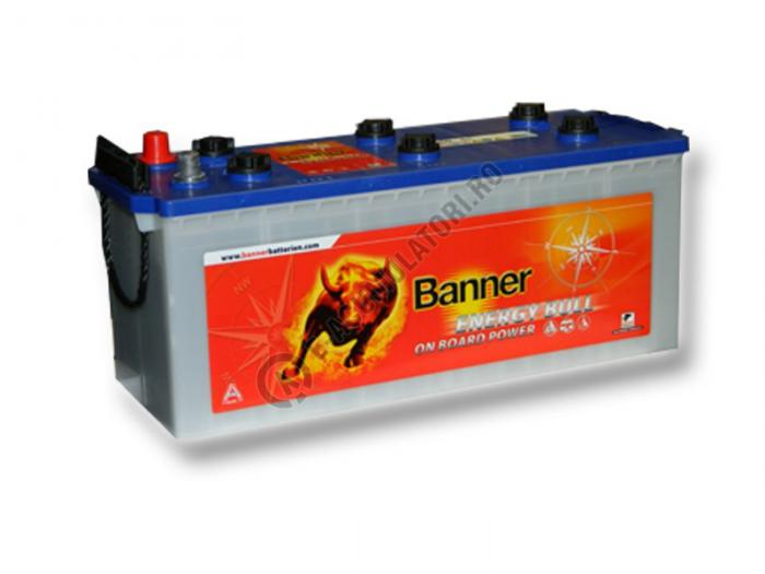 Acumulator BANNER ENERGY BULL 130 AH cod 96051-big
