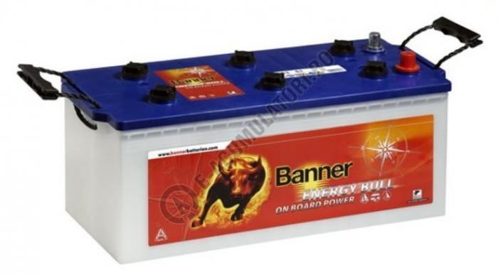 Baterie Auto BANNER ENERGY BULL 230 AH cod 96801-big