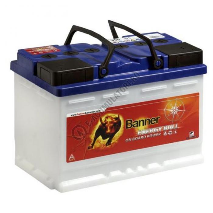 Baterie Auto BANNER ENERGY BULL 80 AH cod 95601-big