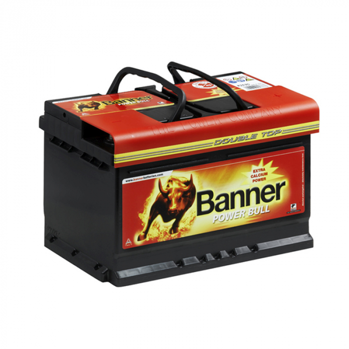 Baterie Auto Banner Power Bull 74 ah cod P7412-big