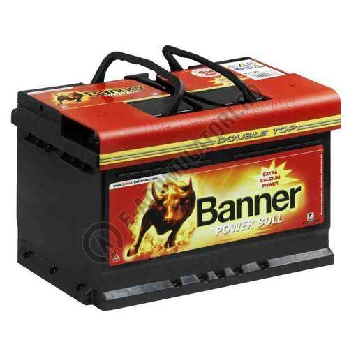 Baterie Auto Banner Power Bull 74 ah cod P7412-big