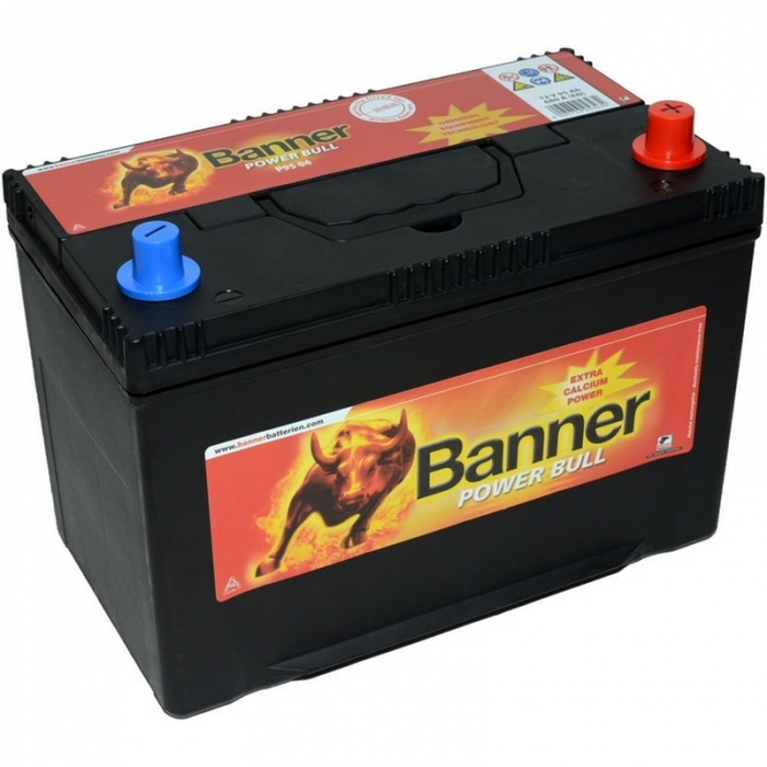 Baterie Auto Banner Power Bull 95 ah JAPAN cod P9504-big