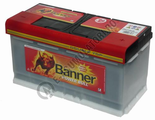 Acumulator Auto Banner Power Bull PRO 100 Ah P10040-big