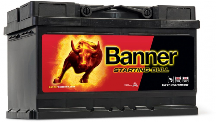 Baterie Auto Banner Starting Bull 70 ah cod 57044-big