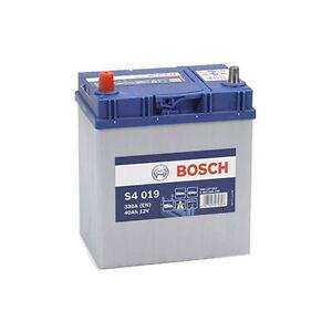 Baterie Auto Bosch S4 40 Ah ASIA borne inverse cod 0092S40190-big