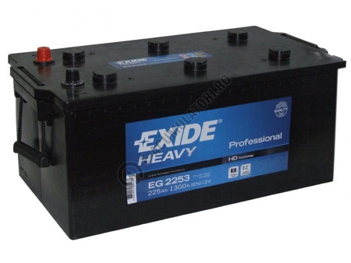 Baterie Auto EXIDE Professional 225 Ah cod EG2253-big