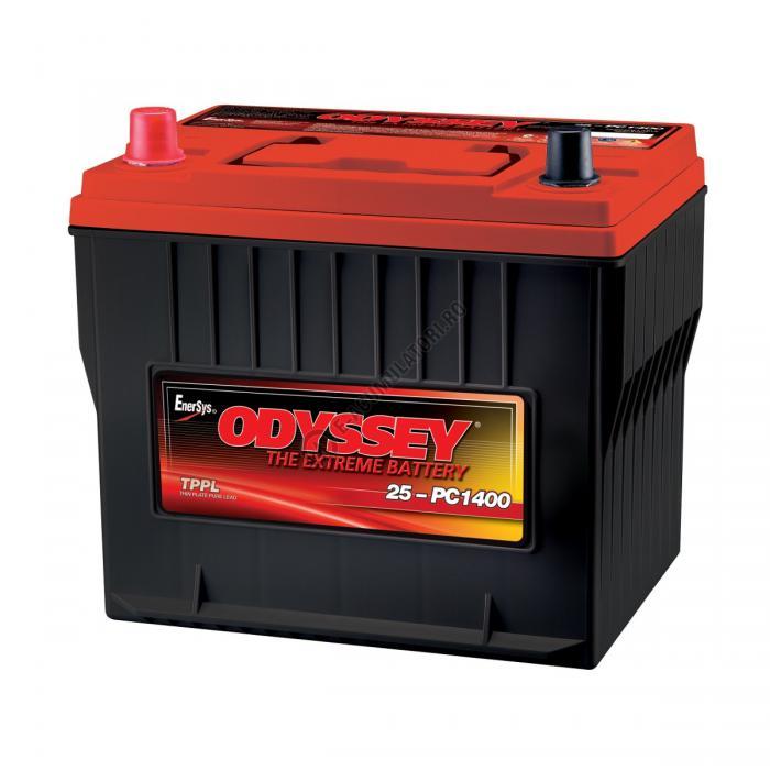 Baterie Auto ODYSSEY Deep Cycle 55 Ah cod PC1400-25-big