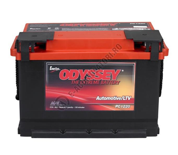Baterie Auto ODYSSEY Deep Cycle 64.8 Ah cod PC1220-big