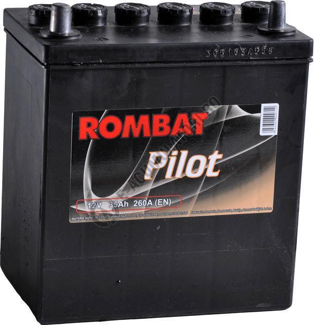Baterie Auto Rombat Pilot 12 V 35 Ah-big