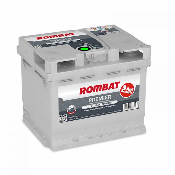 Baterie Auto Rombat Premier 12 V 50 Ah-big