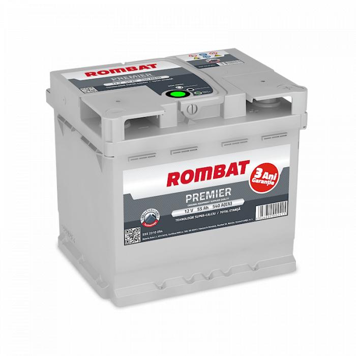 Baterie Auto Rombat Premier 12 V 55 Ah-big